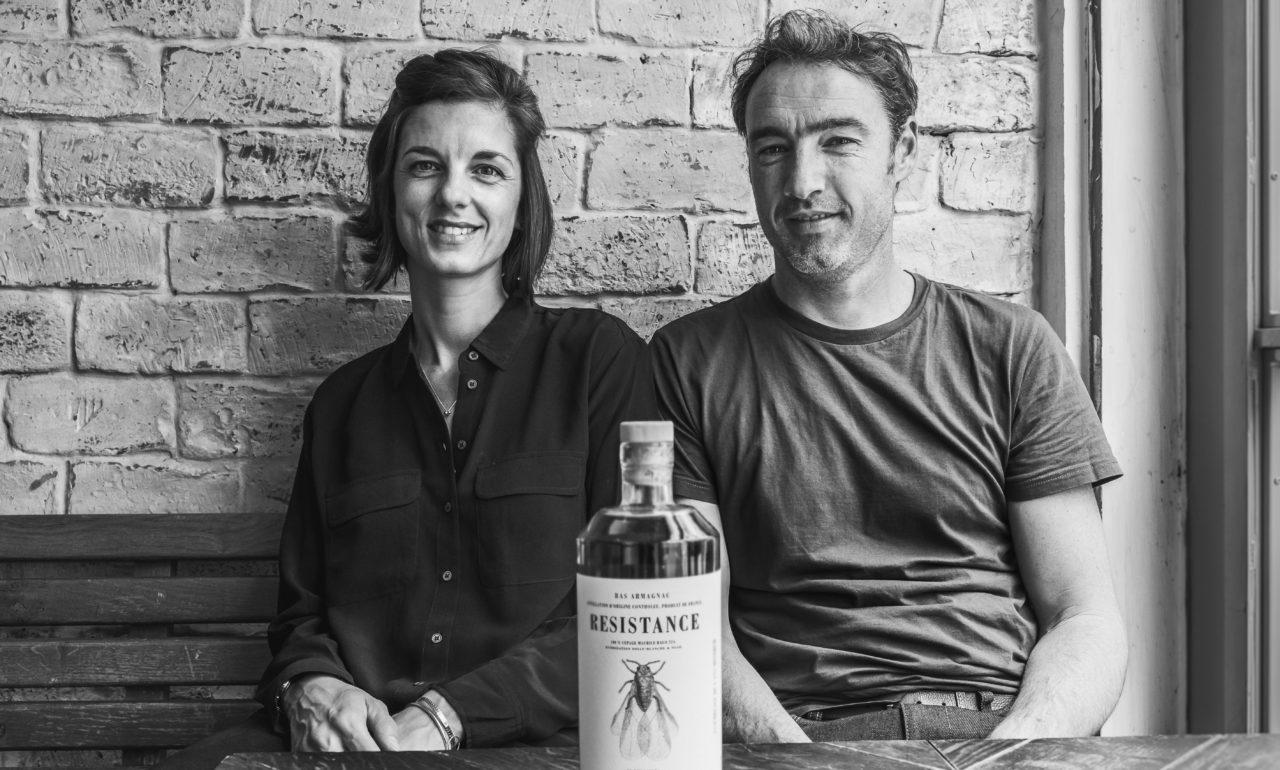 Julie et Cyril laudet - Domaine Laballe (c)Aron Farkas