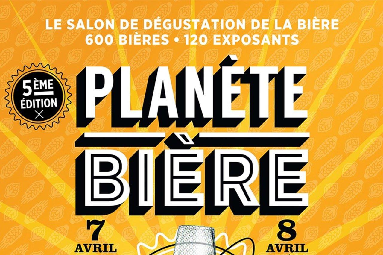Planète Bière 2019 Bandeau