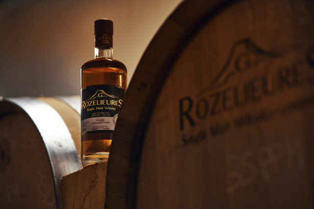 Rozelieures, Mirabelle, Single Malt, Made in France, Agence BW, Born to be wine, Fumé