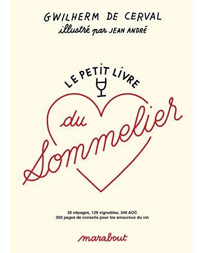 Le petit livre du sommelier, Agence Born to be wine, Relation Presse, confinement bibliotheque