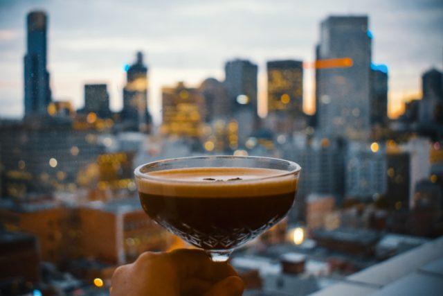 agathe marty, espresso martini, born-to-be-wine, home cocktails, confinement