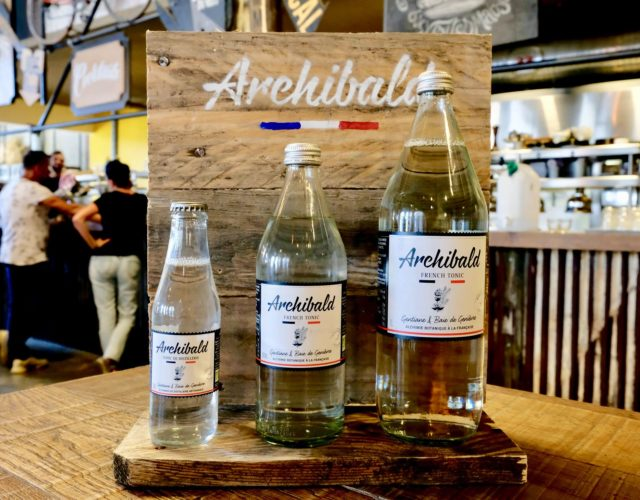 Archibald, French, Tonic, Bio, Organic, Gentiane, Agence BW, Born To Be Wine, Relations Presse
