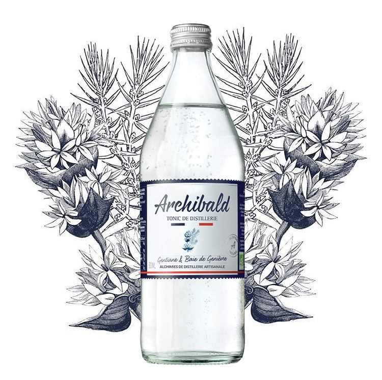 Archibald, French Tonic, Bio, Organic, Gentiane, Agence BW, Born To Be Wine, Relations Presse