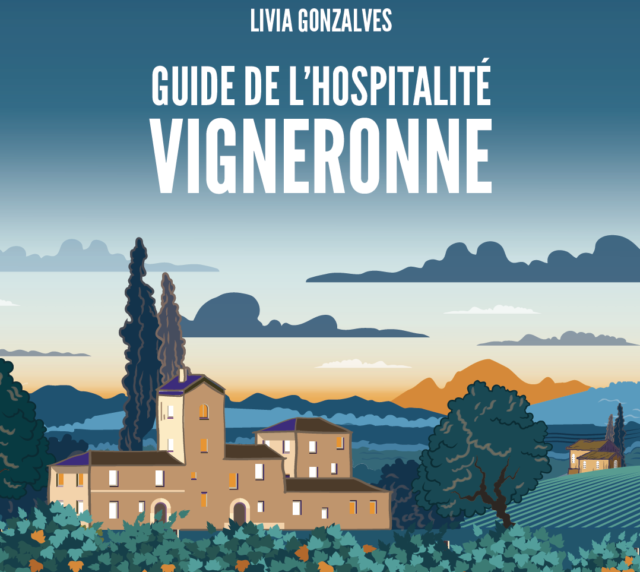 Guide de l'hospitalite vigneronne, agence bw, relations presse, bbd Editions