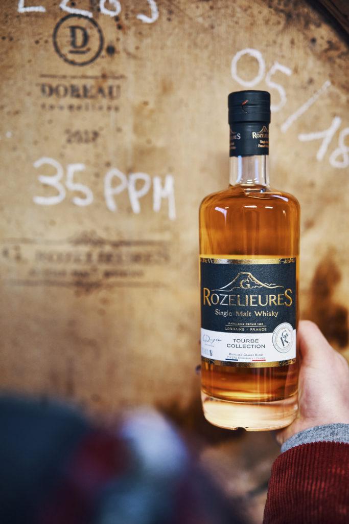 whisky tourbé Rozelieures