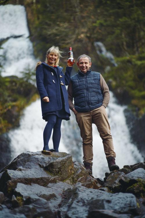 Christophe et Sabine Dupic