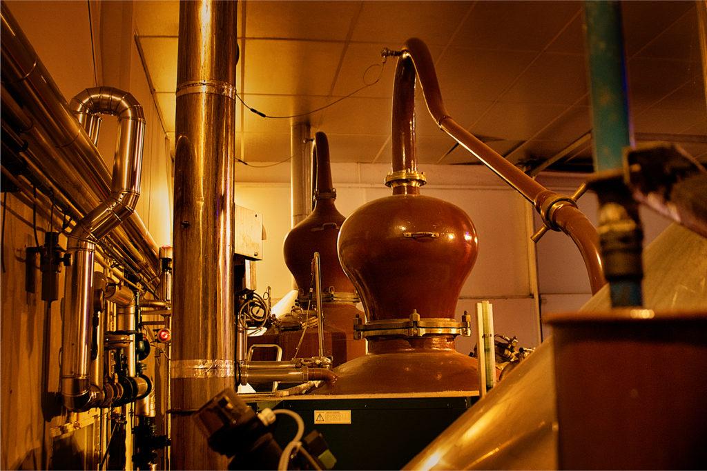 alambics distillerie Rozelieures