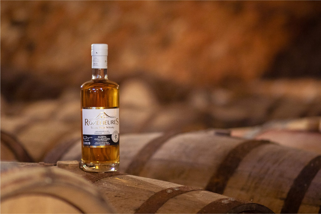whisky subtil Rozelieures
