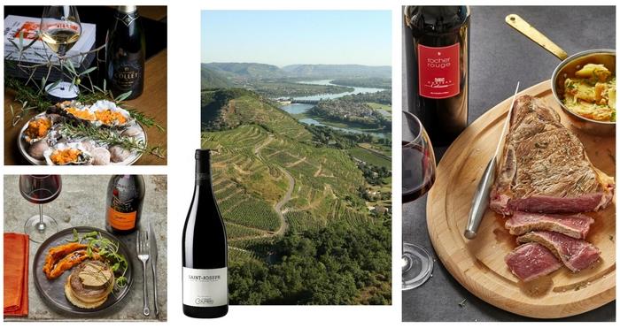 sélection vins de nos producteurs