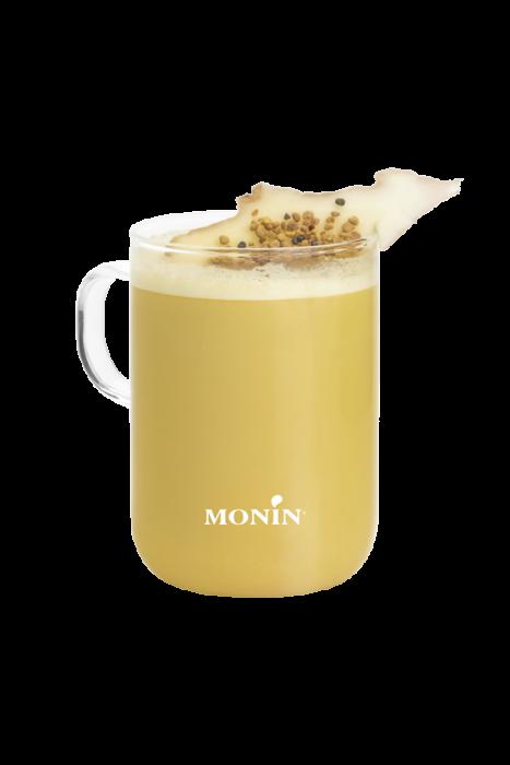 mocktails golden latte miel gingembre
